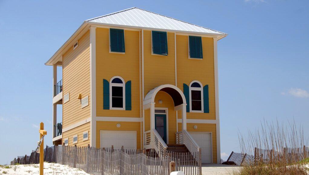 Florida Beach Home House Real Estate Coastline