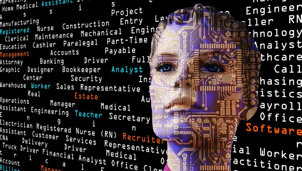 Professions Job Digital Digitization Board Network