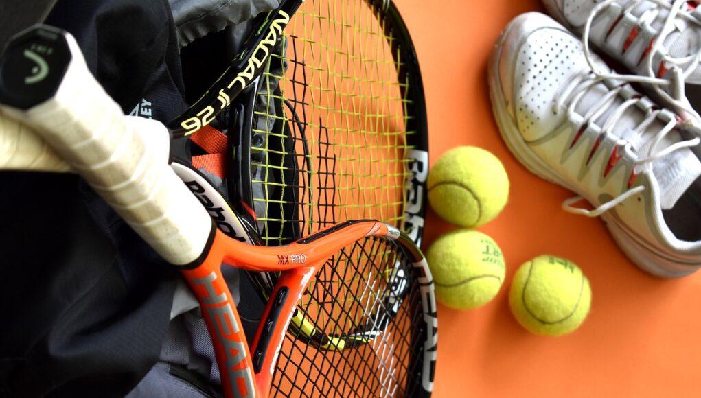 Tennis Racket Tennis Balls Equipment Exercise